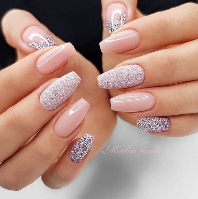 100 Gorgeous Spring Nail Trends And Colors Page 60 In 2020 Valentine S Day Nails Gel Nail Art Designs Coffin Nails Designs