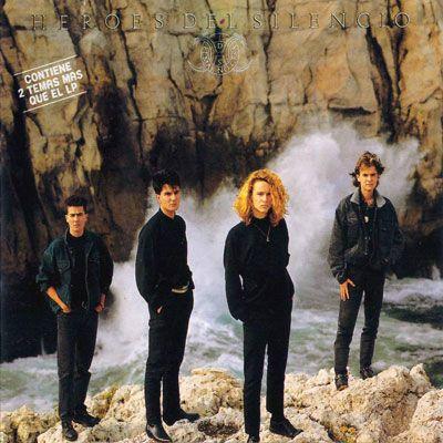 """Héroes del silencio """"El mar no cesa"""" (1988)"""