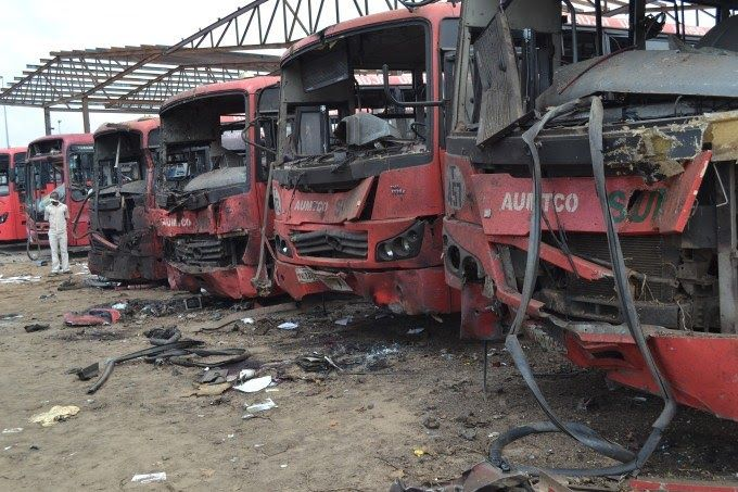 The Nyanya Temporal High Capacity Bus Terminal which was shut in April 2014 following multiple bomb blasts that led to the death of many people was reopened on Tuesday.  The FCTA Acting Secretary Transportation Secretariat Abdulhamid Suleiman while reopening the terminal said since the closure of the terminal the commuters from Nyanya axis were subjected to untold hardship as a result of absence of a clearly defined terminal.  According to him commuters board vehicles along the road thereby…