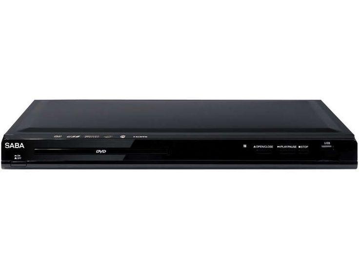 Lecteur DVD SABA DV558VB CI - Vente de Lecteur enregistreur dvd blu-ray - Conforama
