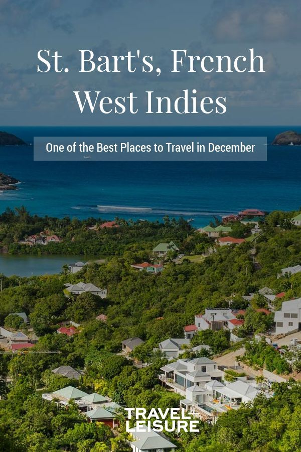 The Best Places To Travel In December 2019 Beach Trends Best