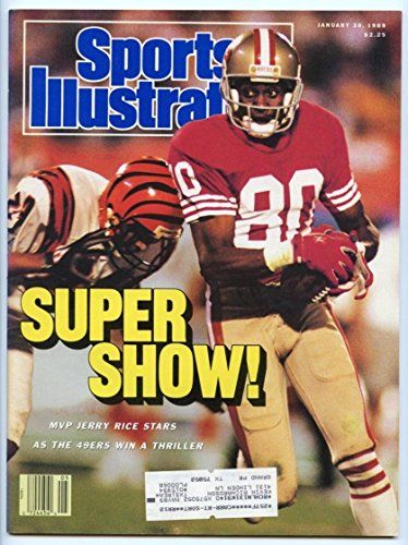 Jerry Rice San Francisco 49ers Publications