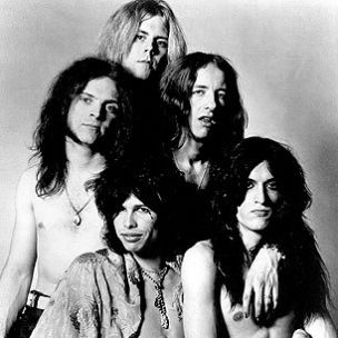 Aerosmith Known for an aggressively rhythmic style as rooted in James Brown funk as in traditional blues, Aerosmith were the top American hard-rock band of the mid-Seventies. After drug problems and internal dissension nearly destroyed the group, Aerosmith mounted a spectacular comeback in the 1980s.