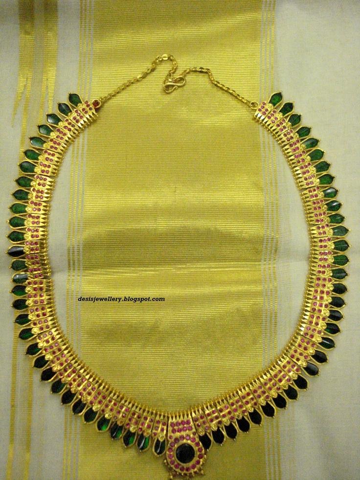Best 25 Kerala Jewellery Ideas On Pinterest