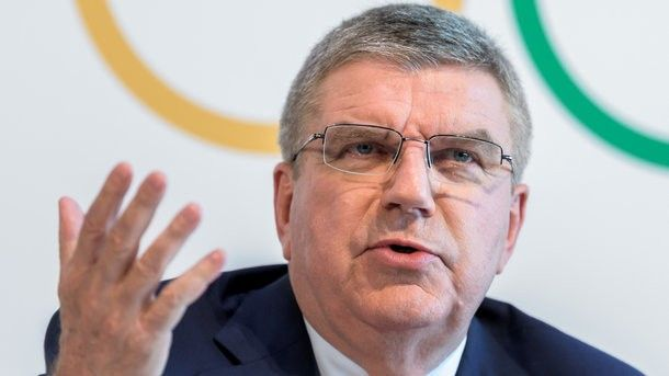 The head of the IOC has threatened to exclude weightlifting from the Olympic Games-2024