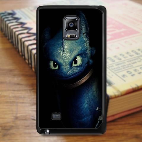 Toothless Dragon Samsung Galaxy Note 4 Case