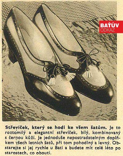 #zlin #bata #batashoes #zdobovehotisku #strevicek #bota #obuv #retro #shoes #1937 #batuvodkaz