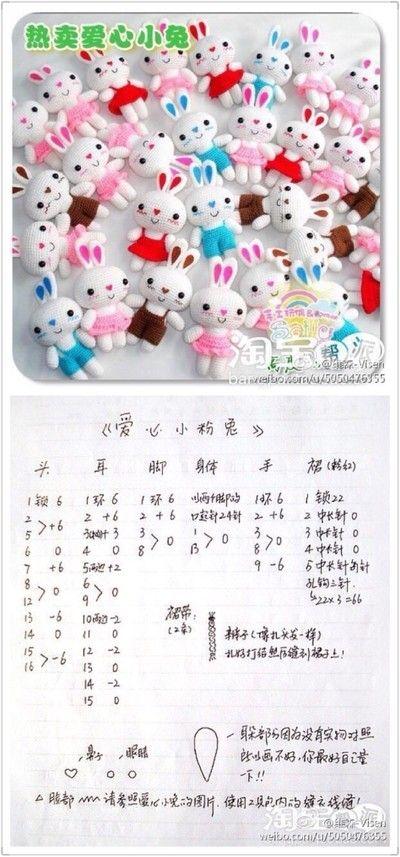 289 best amigurumi keychain images on pinterest amigurumi patterns ccuart Image collections
