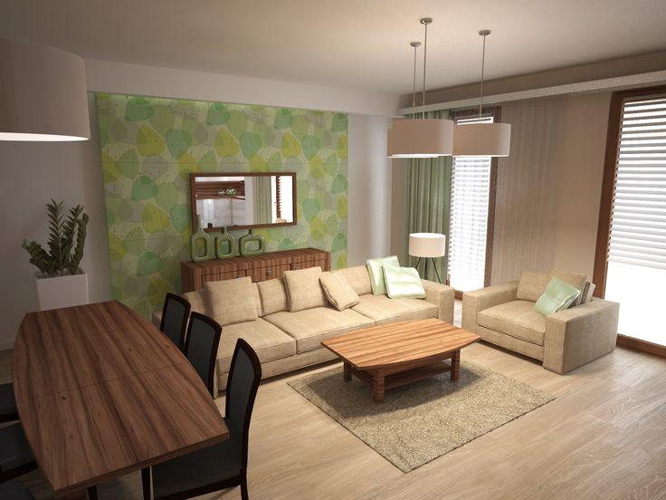 Living room #livingroom  #visualize #architecture #project #interior #design