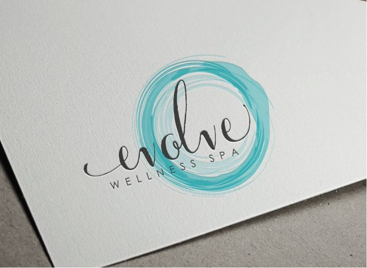 Create a fresh and distinct logo for Evolve Wellness Spa @ Filomena Spa Pinterest #Lifestyle #Wellness #FilomenaSpa