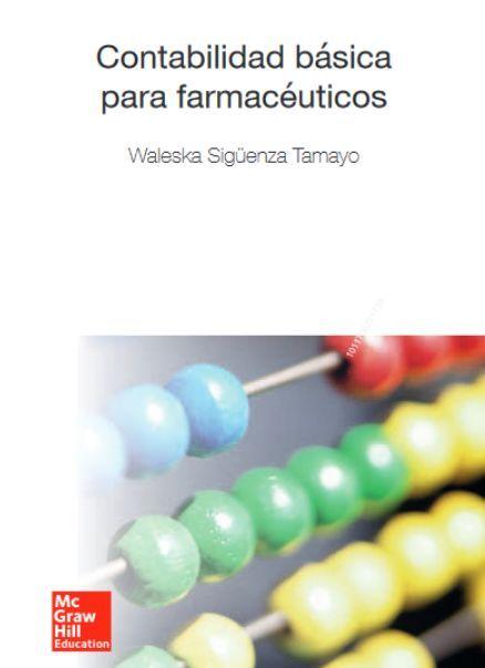 Alquílalo desde 0,50€ #Novedad @mgh_educacion CONTABILIDAD BÁSICA PARA FARMACÉUTICOS #ebooks #libroselectronicos #librosdetexto #ingebook #contabilidad #farmacia