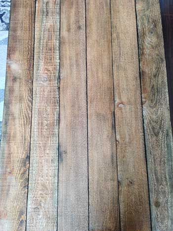 Staining and Aging Wood Boards | Storypiece.net
