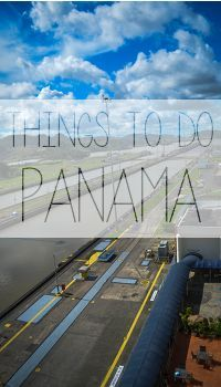 Traveling in Central America? Here are some ideas of things to do in Panama.