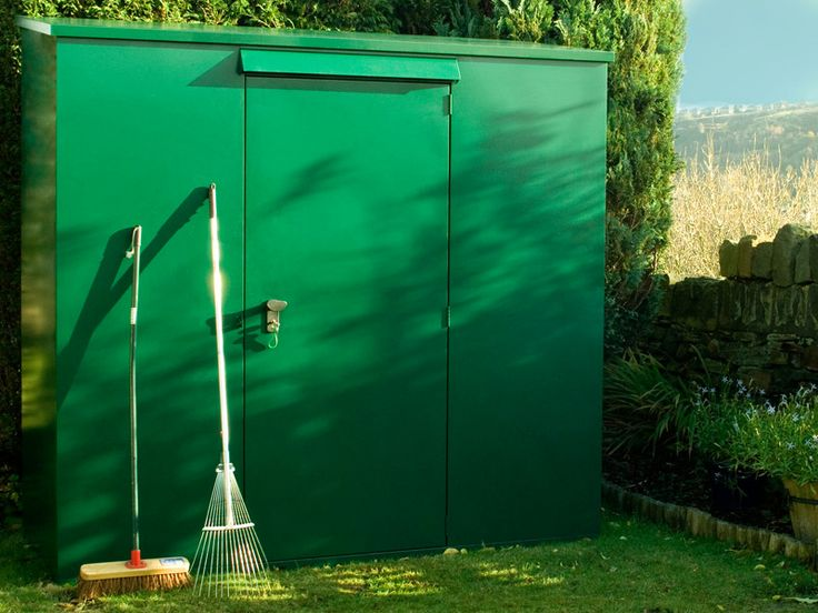 the 7 x 3 extra tall metal garden shed with floor from asgard offers secure storage for your gardening equipment