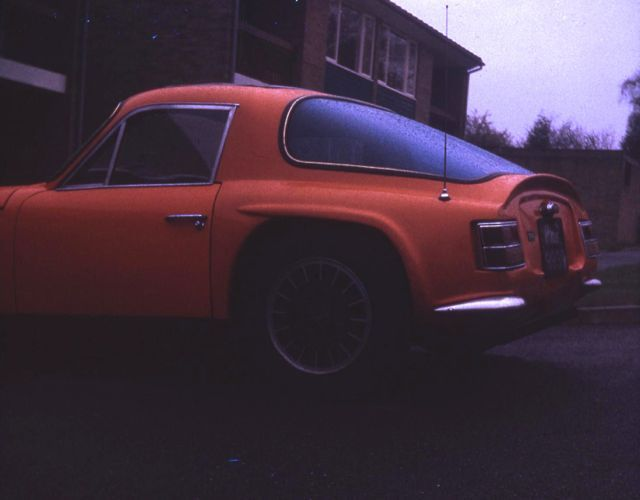TVR Tuscan S3, 1973