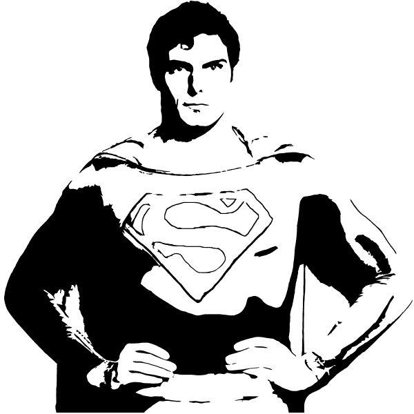 Superman 1 | Vinilo Decorativo para transformar tu casa