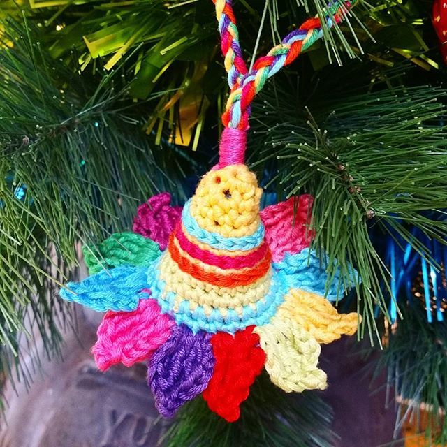 Crochet Christmas Decoration