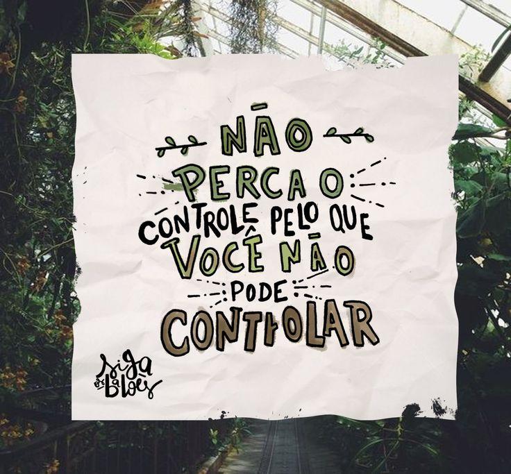 Vai com calma. #sigaosbaloes