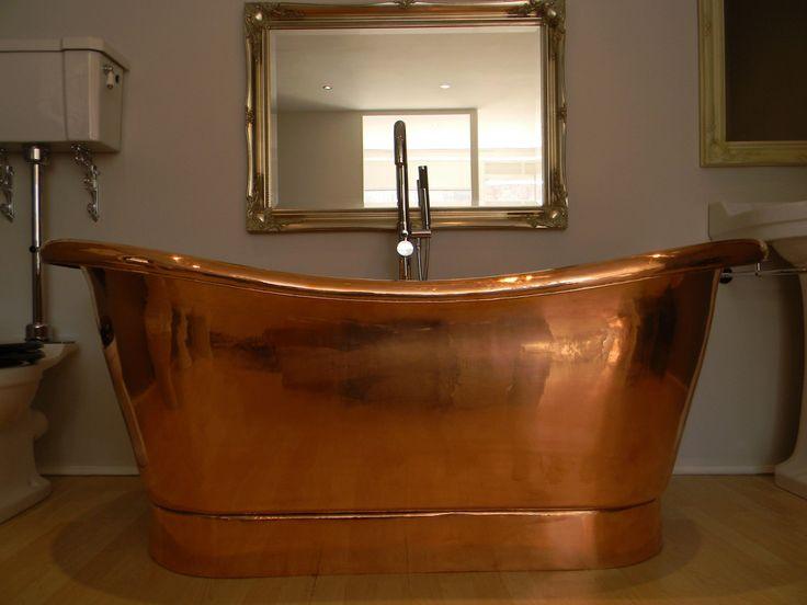 17 melhores ideias sobre Banheira De Ferro Fundido no Pinterest  Banheiras e -> Banheiro Com Banheira De Ferro