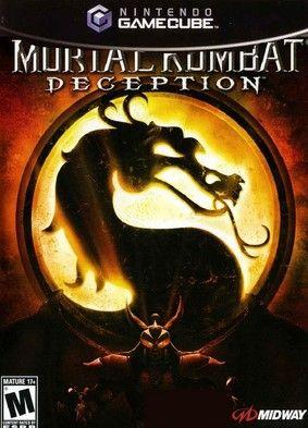 Mortal Kombat: Deception [PAL] [NGC]