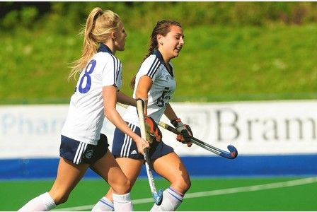ALICIA CAILLARD is determined to  help East Grinstead to success this season after enjoying a successful  summer with the England U18 side.  The 18-year-old starred for England's U18 at the Five...