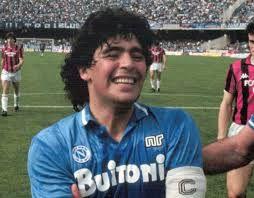 La storia - Diego Armando Maradona, el pibe de oro con la maglia azzurra