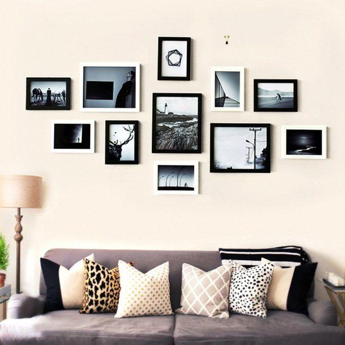 10 Awesome Decor Ideas To Borrow From Pinterest Influencers Pinterest Wall Decor Wall Decor Bedroom Farmhouse Wall Decor