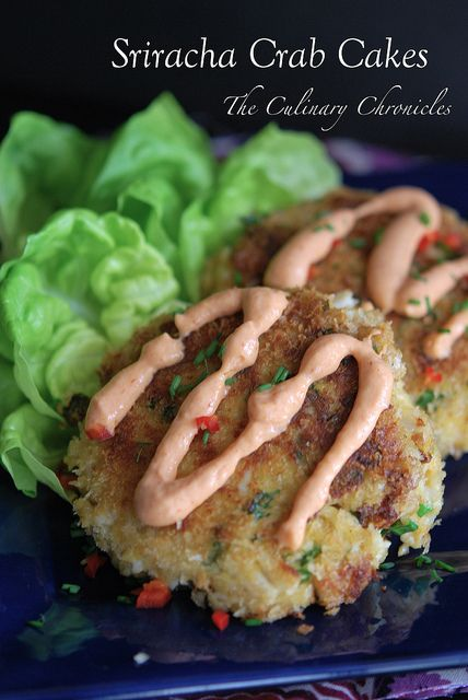 ... Crab Cakes | Food - Savory | Pinterest | Crab Cakes, Crabs and Cakes
