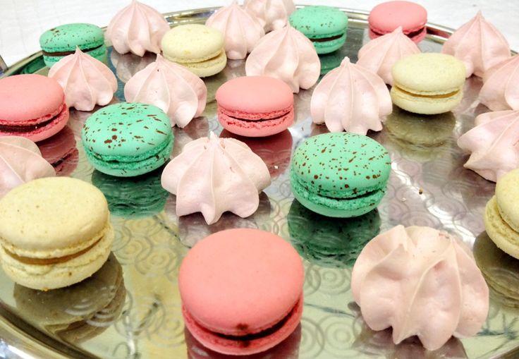 Macarons & Meringues - By Josephine