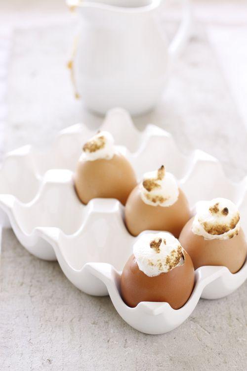 Butterscotch Eggs
