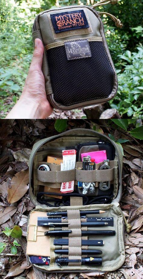 Maxpedition Fatty EDC everyday carry Pocket Gear Organizer