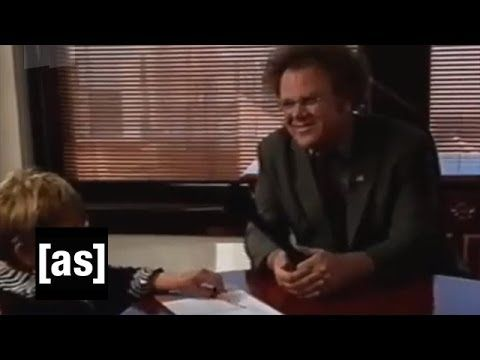 How To Get A Job | Check It Out! With Dr. Steve Brule |
