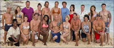 "'Survivor: Game Changers' -- Meet the Season 34 cast of returnees! (PHOTO GALLERY)  It's been a while since many of these Survivor castaways have played so refresh your memory on who the ""game changers"" are -- as well as their prior seasonsstandings andnew looks! #Survivor"