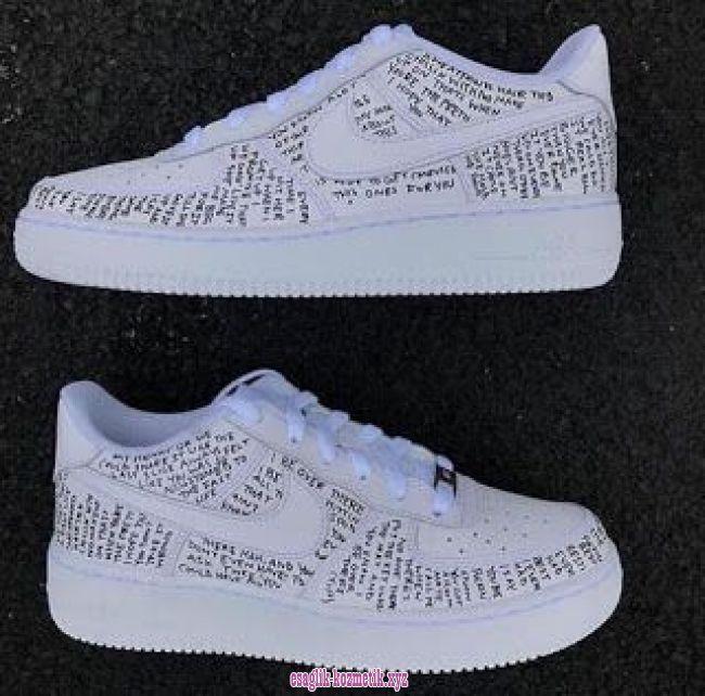 chaussure nike plate