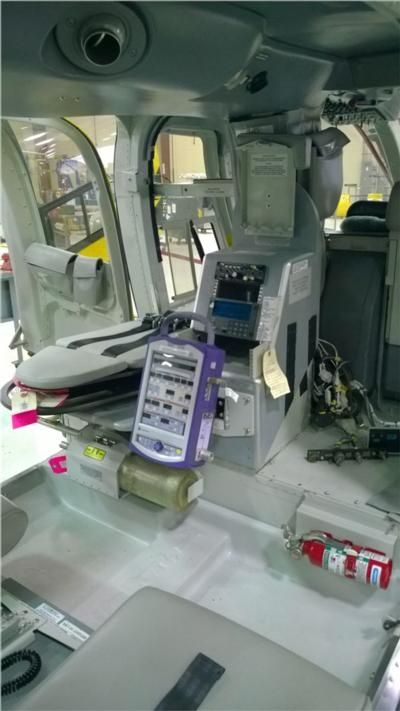 LifePort Incorporates New Products On Bell 407 STC   Aero-News Network