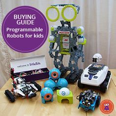 So, you want to get a programmable robot for your child or family? There are now lots of robotic kits for kids and robots on the market. ...
