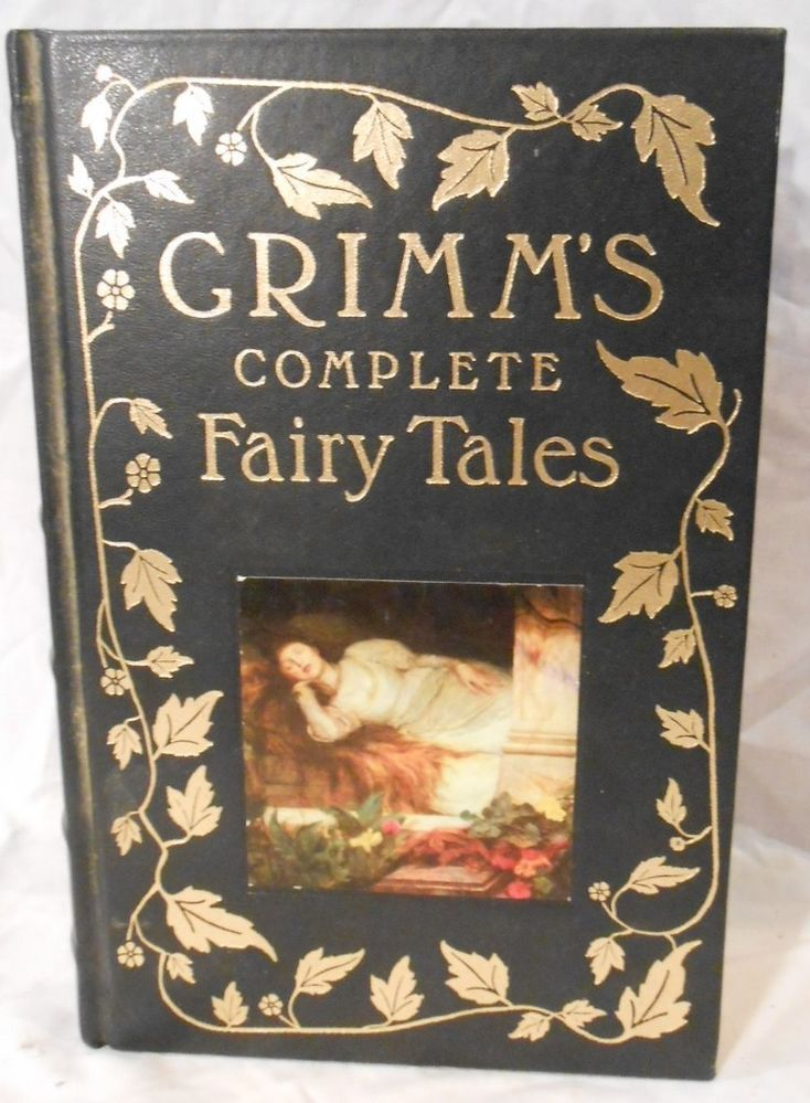 an examination of the complete grimms fairy tales book A delight to read, the original folk and fairy tales of the brothers grimm presents these peerless stories to a whole new generation of readers jack zipes is the translator of the complete fairy tales of the brothers grimm (bantam), the editor of the great fairy tale tradition (norton), and the author of grimm legacies (princeton.