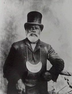 Mickey Johnson - Aboriginal King of Illawarra