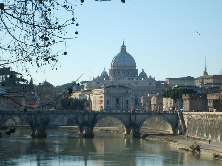 Bazylika Świętego Piotra w Rzymie. Fot. radio RMF FM