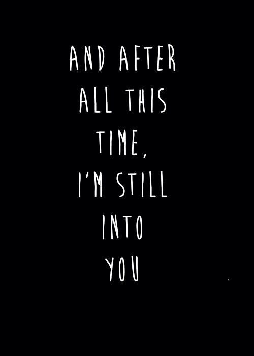 Still into you- Paramore
