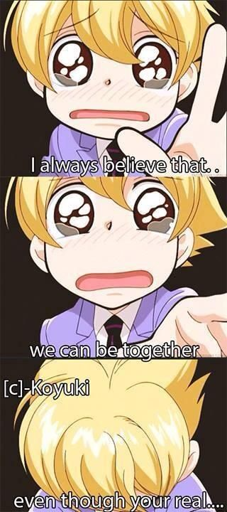 IMAGINE IF ALL ANIME CHARACTERS THINK THIS LIKE WE DO WITH THEM!! xD