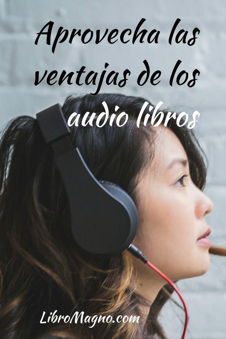 ¿Ya conoces los audio libros? Aprovecha sus ventajas con el nuevo consejo de #libromagno http://www.libromagno.com/2017/08/consejo-aprovecha-las-ventajas-de-los.html