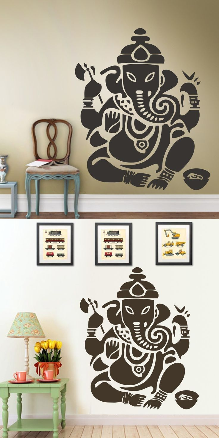 51 best hamsa designs and nazar amulets images on pinterest mandala om buddhism indian namaste buddha om yoga success god lord wall mural decal for home decoration vinyl stickery 211