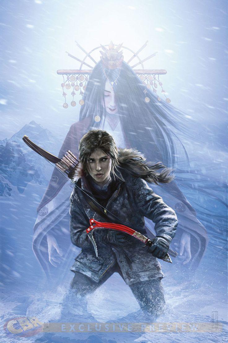 Tomb Raider (2013)..