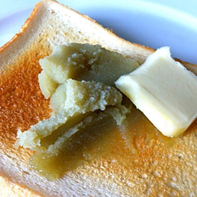 カヤトーストはシンガポールのカフェには必ずあります♪  普段はカロリーの関係上バターをのせませんwww  SD仕様です(^^;; - 108件のもぐもぐ - 7/8 朝食♪ カヤトースト(^-^) by Jean Noby