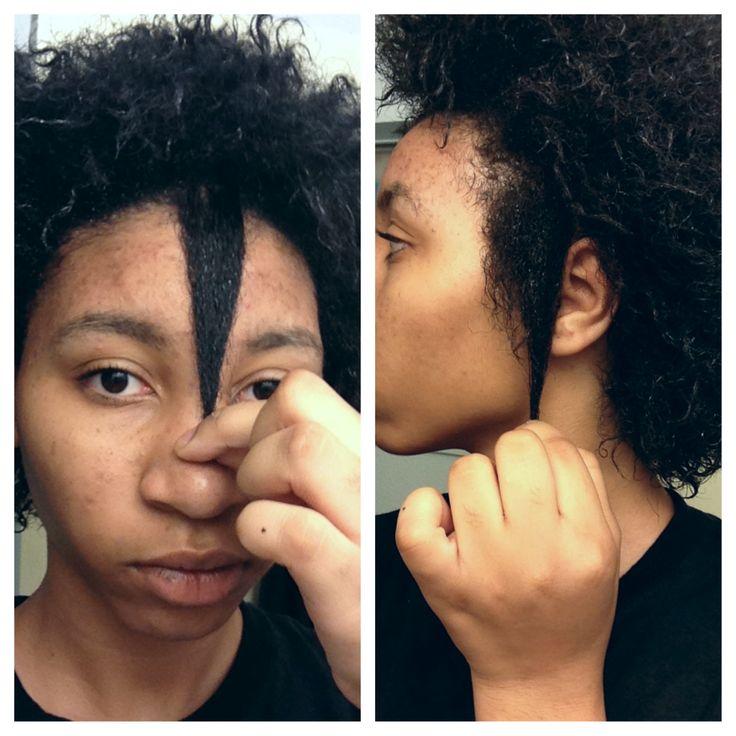 2nd MONTH AFTER BIG CHOP | My Natural Hair journey^_^ | Pinterest