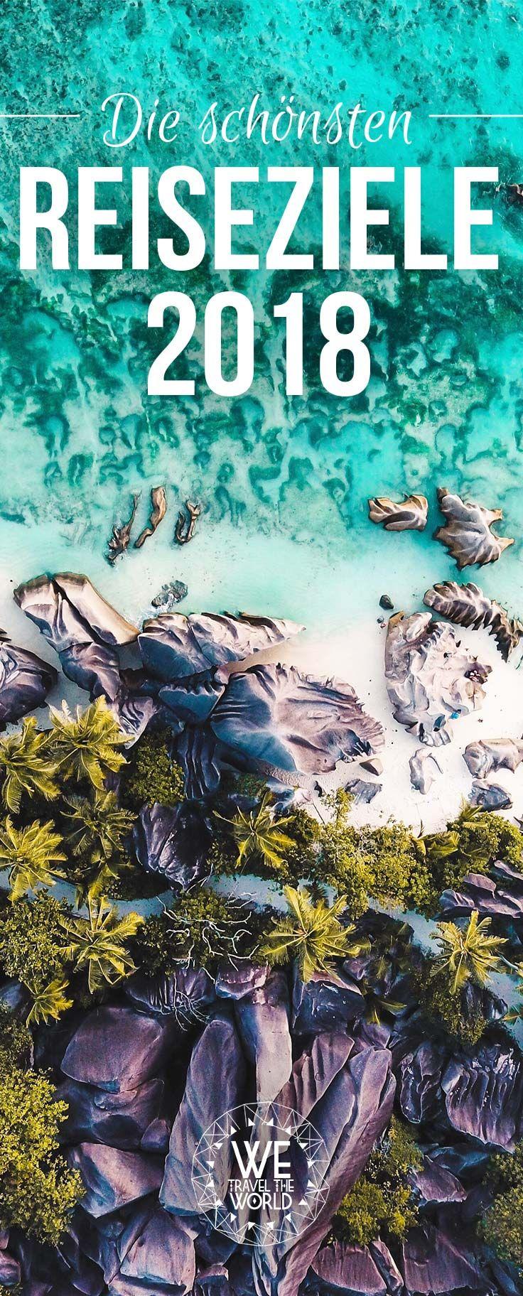 Die schönsten Reiseziele 2018 – In unserem Jahresrückblick 2017 findest du die beste Reiseinspiration für dein Reisejahr 2018. Viel Spaß bei der Urlaubsplanung! #urlaub #inspiration #reisetipps #reiseplanung2018