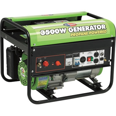 All Power America Propane Powered Generator — 3500 Surge Watts, 2800 Rated Watts, Model# APG3535  $529