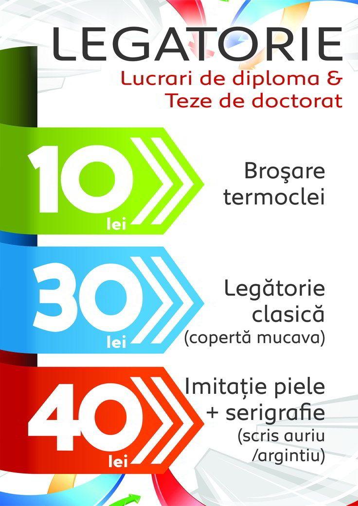 http://www.adicenter.eu/legatorie/legatorie-lucrari-licenta-2013-legatorie-copertare-licenta-2013/ - Adi Center ofera servicii de legatorie lucrari de licenta 2013 (legatorie lucrari diploma 2013, copertare licenta 2013), respectiv servicii de legatorie teze doctorat si master.    legatorie prin brosare cu termoclei (tip carte), legatorie lucrari de licenta 2013 tip clasic, legatorie lucrari de licenta 2013 cu coperta imitatie piele serigrafiata. Comenzi online la adicenter@yahoo.com