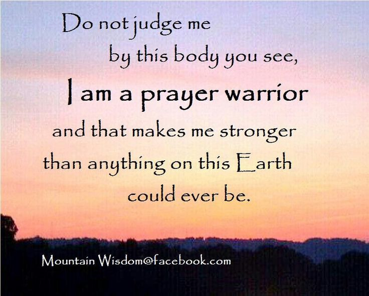 prayer warriors in the bible The purpose of this website is to provide free sermon manuscripts and sermon videos to pastors and missionaries throughout the world, especially the third world, where there are few if any theological seminaries or bible schools.
